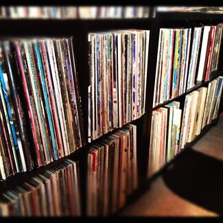Wanted: Wanted: Vinyl Record Collections