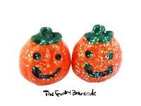 a3d5fcc1c TFB - PUMPKIN PATCH MINI GLITTER STUD EARRINGS Halloween Cute Trick Treat  Fancy ...