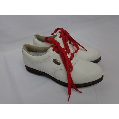 Wilson GS320 Golf Shoes US 6.5 W  White