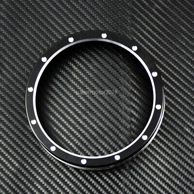 Gauge Speedometer Trim Bezel Fit For Harley Sporster Dyna Breakout Touring CVO