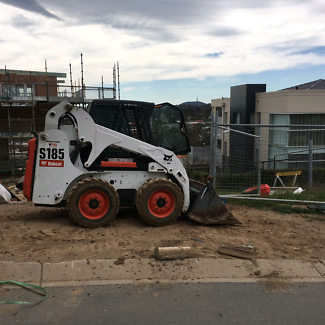 bobcat and tipper hire Belconnen Belconnen Area Preview