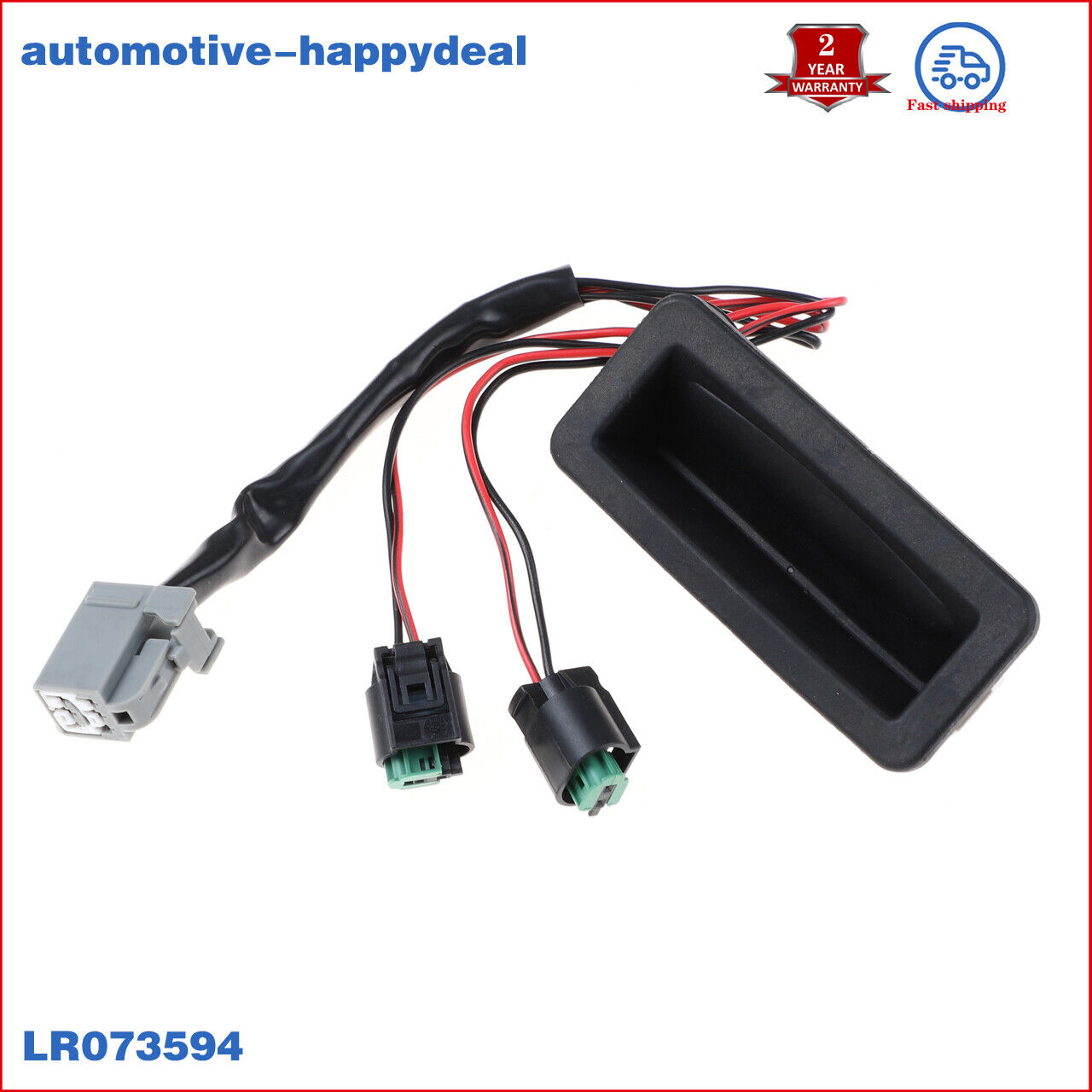 Rear Tailgate Door Release Handle Switch For Land Lover Discovery CXB000456PVJ