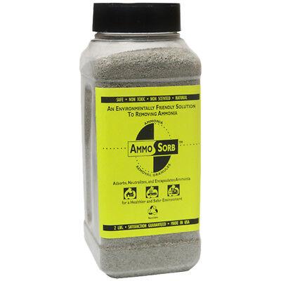 AMMOSORB Eco Aquarium Ammonia Control Filter Media: 50 lb. Use in Tank or Filter