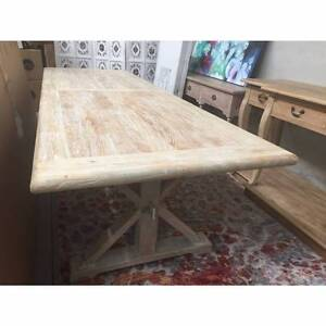 recycled elm table Dining Tables Gumtree Australia Free Local