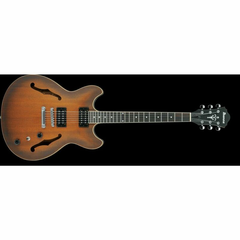 Ibanez AS53-TF IN Tobacco Flat - E-Guitar