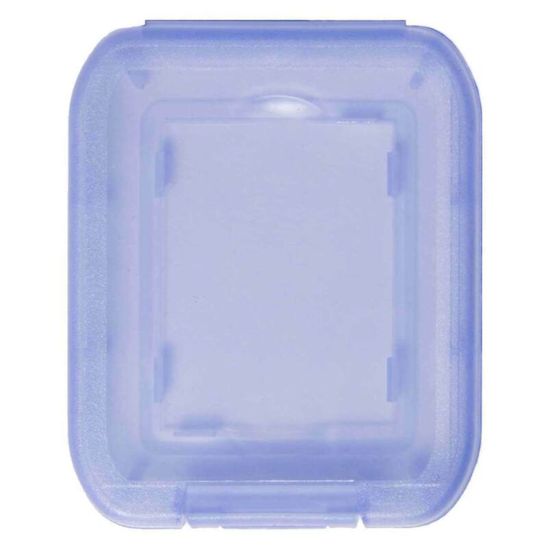 ProMaster Memory Card Storage Case hold one SD or CF Card