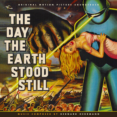 Day The Earth Stood Still-Original Soundtrack by Bernard (The Day The Earth Stood Still Soundtrack)