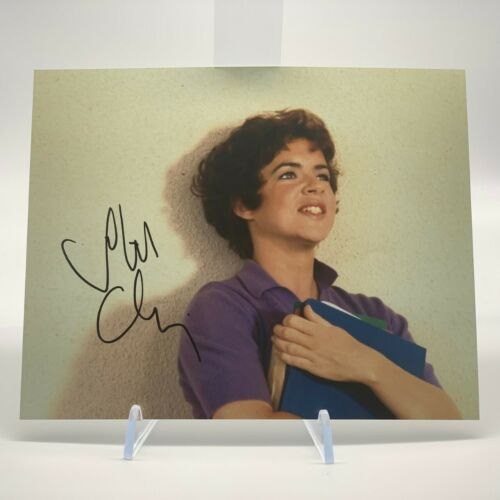 Stockard Channing Signed 10x8 Photo GREASE AFTAL OnlineCOA