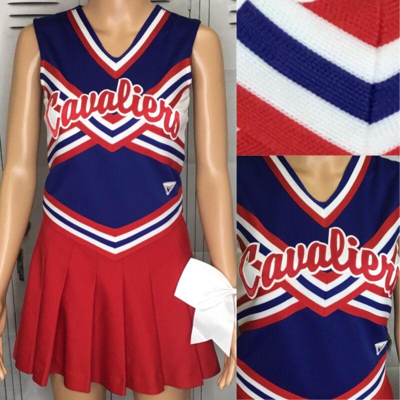 Cheerleading Uniform  High School  Cavaliers Adult XS