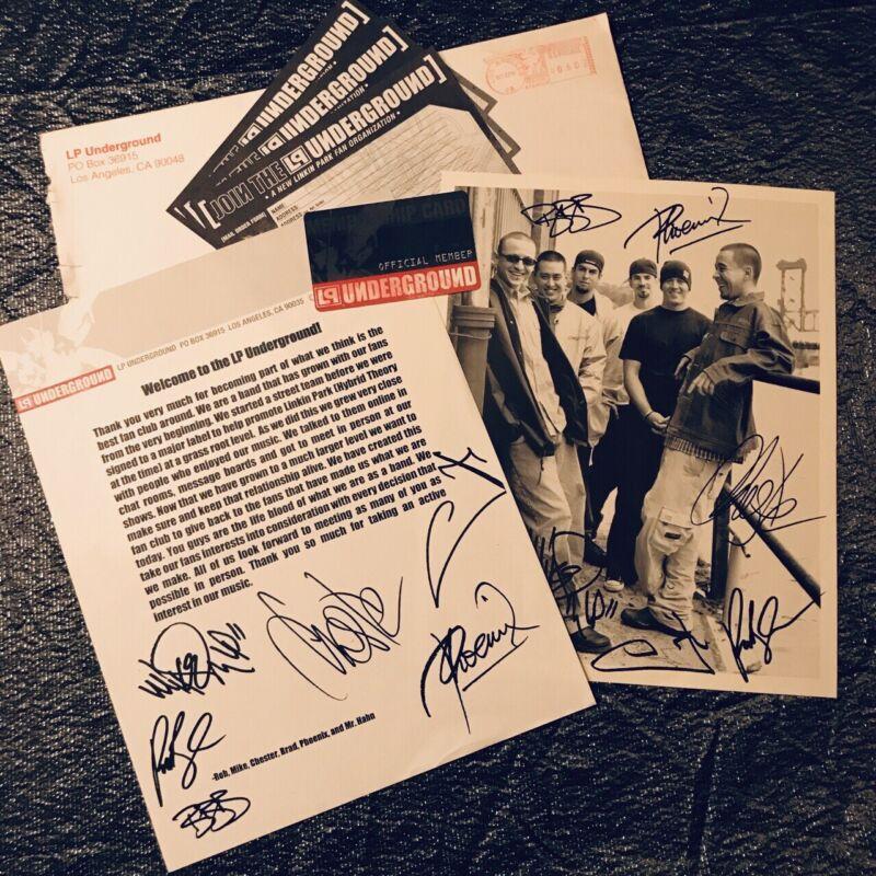 Linkin Park LP Underground Membership Package
