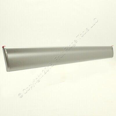 - New GM OEM Sheer Silver Front Door Guard Side Moulding Trim Panel 20816960