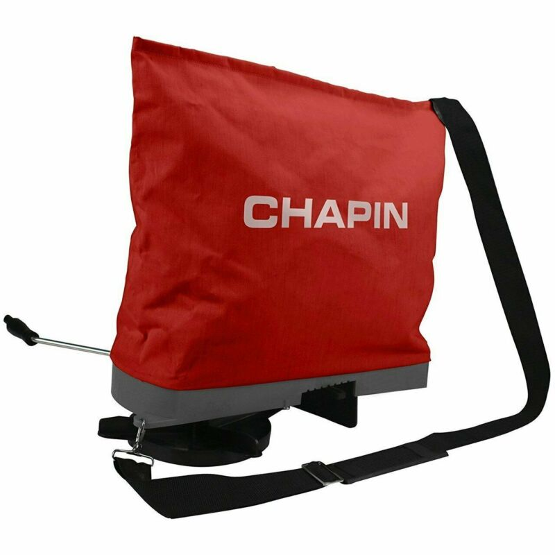 Chapin 84700A Professional Series 25 Lb. Bag Seeder Spreader