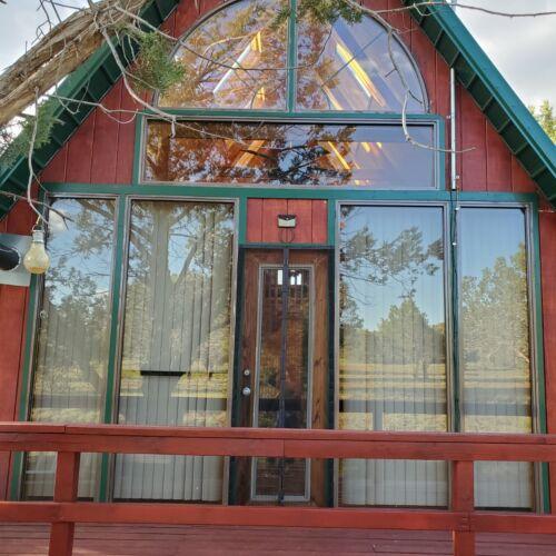 """OFF GRID"" Cabin On 2.27 Acres Near Ashfork Arizona"