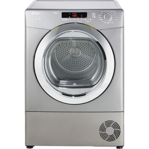 Candy GVSC9DCRG Grand'O Vita B Rated 9Kg Condenser Tumble Dryer Graphite