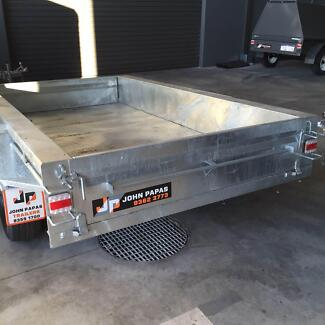 10x5 h/duty tandem trailer Welshpool Canning Area Preview