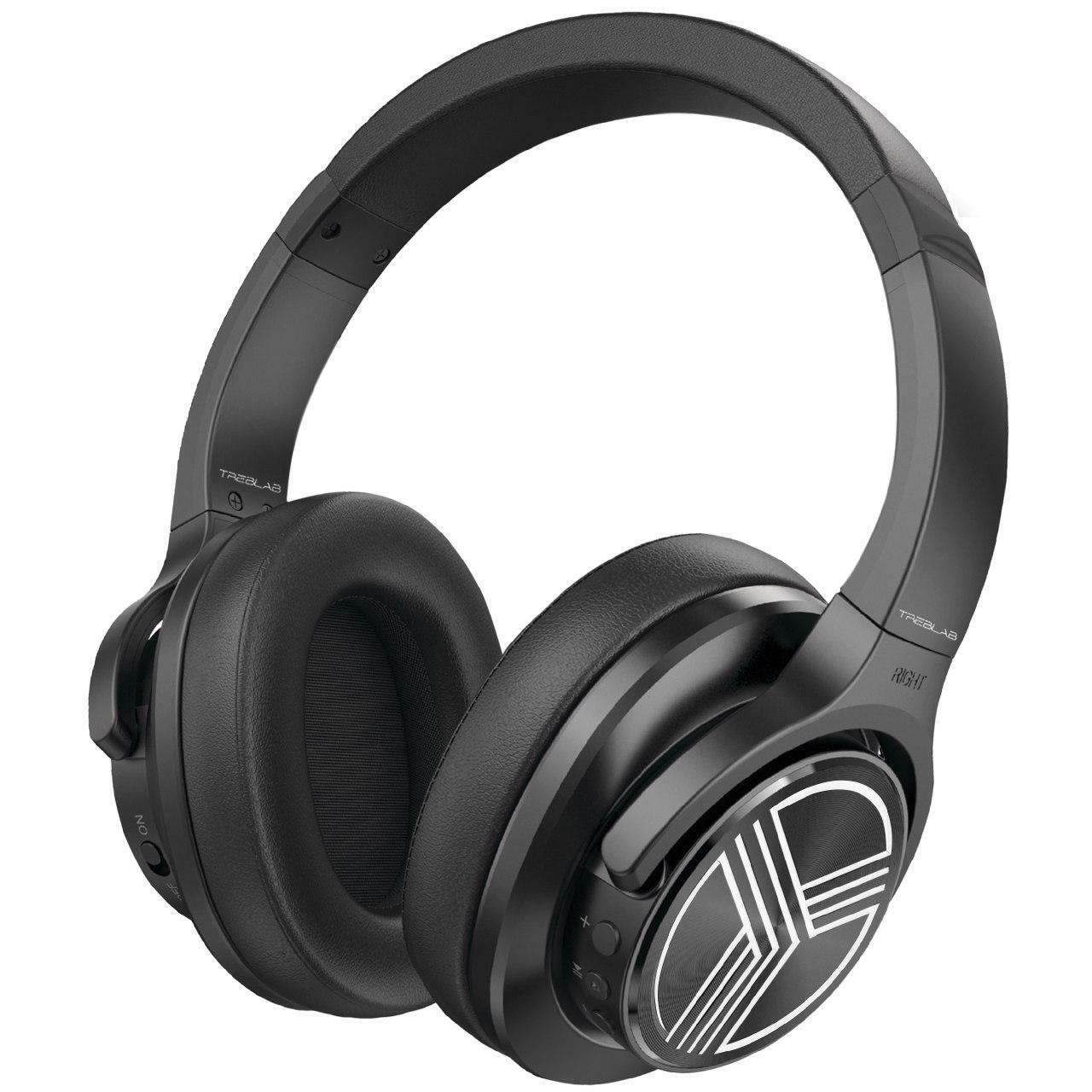 קנה TREBLAB Z2 Sports Wireless Headphones Bluetooth Active Noise Cancelling Over Ear באיביי בעברית