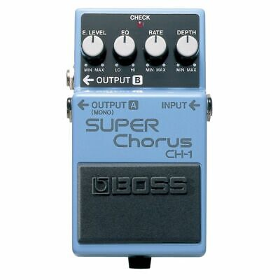 Boss CH-1 Chorus - Super Chorus