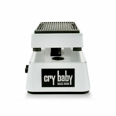DUNLOP Crybaby Bass Mini Wah