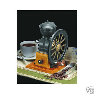 Coffee Grinder -Antique Style Hand Crank