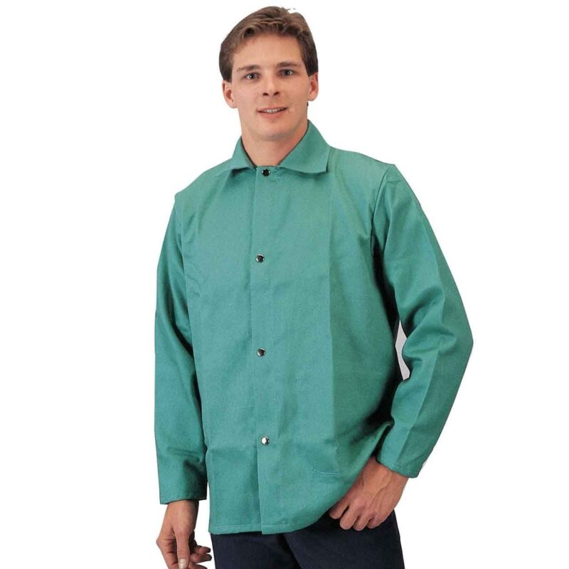 "Tillman 6230XL Firestop Welding Jacket 30"" 9oz XL"