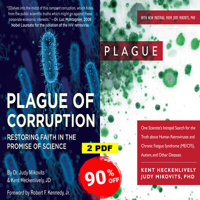 Plague of corruption By Kent Heckenlively (P-D-F 📥)