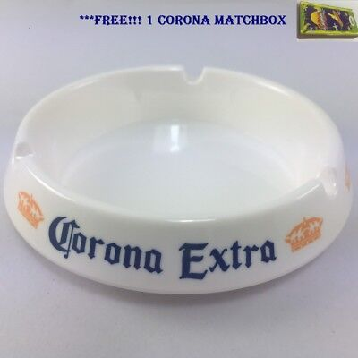 Vintage Ashtray Corona Beer Gift Premium Souvenir/Rare Item New condition.