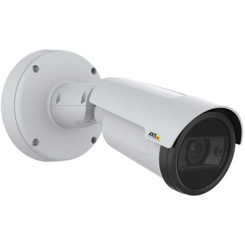 AXIS Communications P1448-LE 4K Outdoor Bullet Network Camera