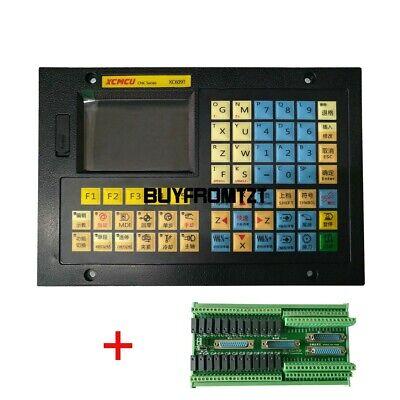 Xc609t 2 Axis Usb Cnc Controller 32bit G-code Xciozj Io Adapter Board Tzt-sz