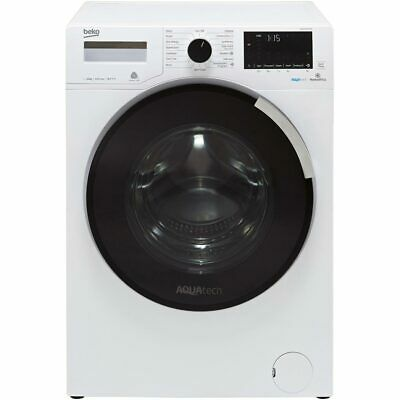 Beko WR1040P44E1W A+++ Rated 10Kg 1400 RPM Washing Machine White New