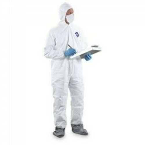 New Global Protection Avian Flu Kit / K122-af / Small / Infection Control Tyvek