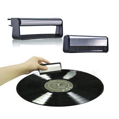 - Professional Anti-Static Vinyl Record Velvet Cleaning Cleaner Pad Brush Great