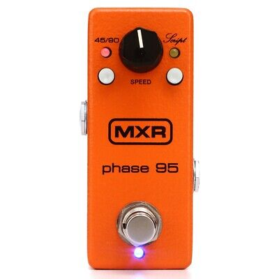 Dunlop MXR M290 Phase 95 Mini Guitar Effects Pedal, Phaser