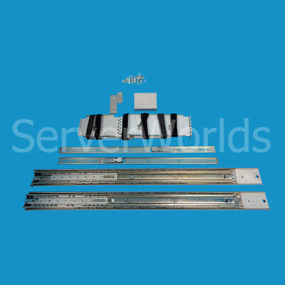 HP 163737-017 Compaq Rack Mounting Hardware Rail Kit Mod - Hp Rack Mounting Hardware