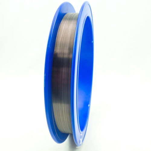 """Tungsten Fine Wire, 0.015"""" Diameter, 100m/Spool"""