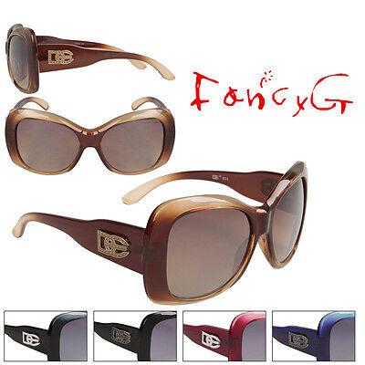 Women Fashion Sunglasses DE Duotone Over sized UV 400 Protection x 12 Assorted