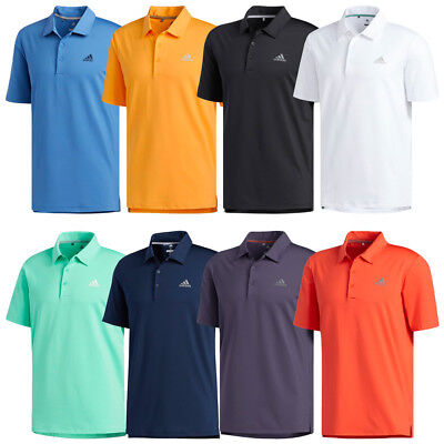 New - 2018 Men's Adidas Ultimate 365 Solid Golf Polo Shirt