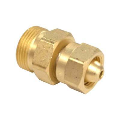Western 314 Acetylene Cylinder Adapter Cga 200 To Cga 520