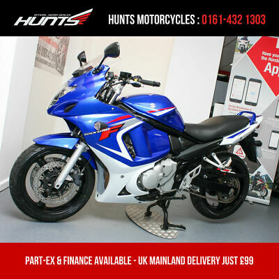 2008 '08 Suzuki GSX650F. 10,187 Miles. Scorpion Silencer. Great Value £2,995