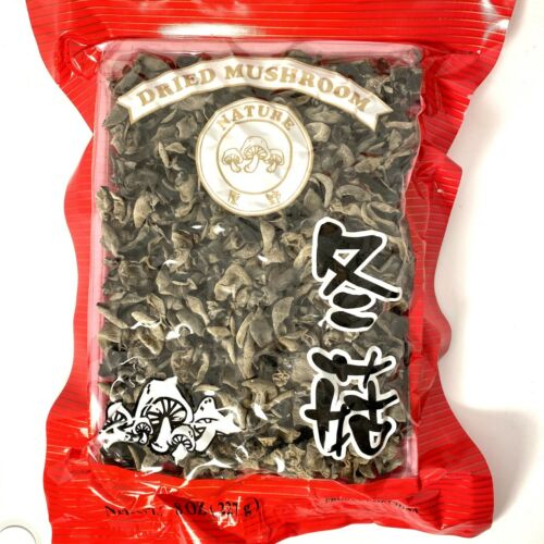 8oz 227g All Natural Chinese Black Fungus Mushroom Premium Dried  东北黑木耳