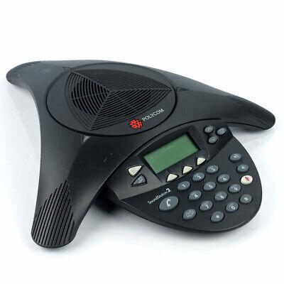 Polycom Soundstation2 2201-16000-601 Non-expandable Conference Phone Base Only