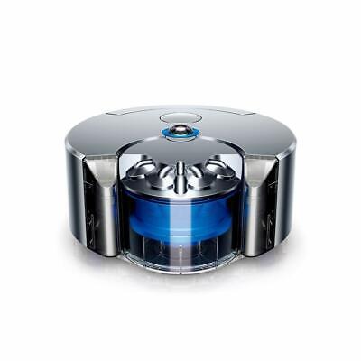 Dyson 360 Eye RB01NB Robot Vacuum Cleaner Cyclone Nickel Blue New