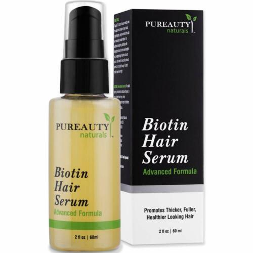 Biotin Hair Growth Serum To Help Grow Healthy, Strong Hair for Men and Women