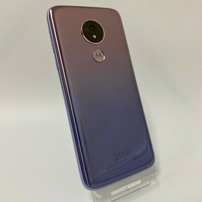 MOTOROLA MOTO G7 POWER 64GB Purple - Unlocked - Smartphone Mobile Phone
