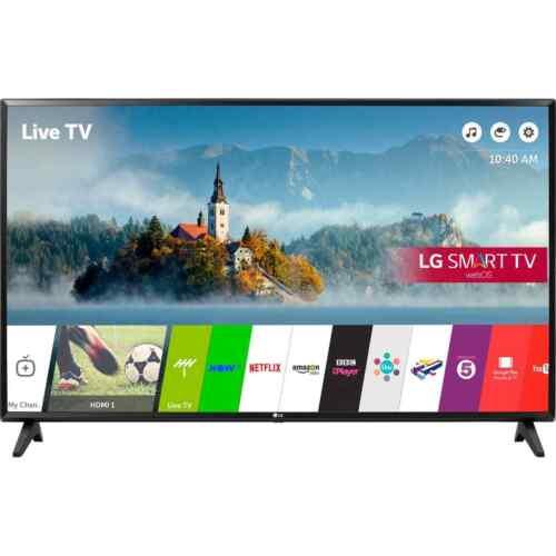 LG 43LJ594V 43 Inch Smart LED TV 1080p Full HD Freeview HD and Freesat HD 2