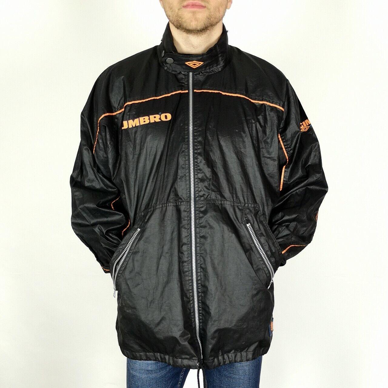 umbro waterproof jacket