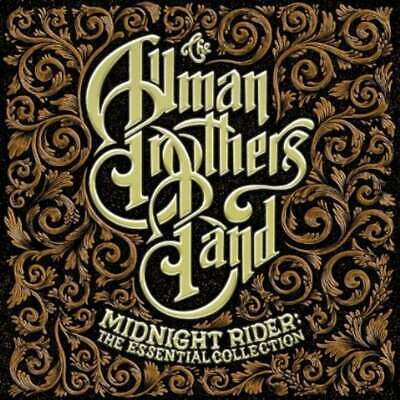 Allman Brothers Band MIDNIGHT RIDER ESSENTIAL COLLECTION Best Of 15 Songs NEW