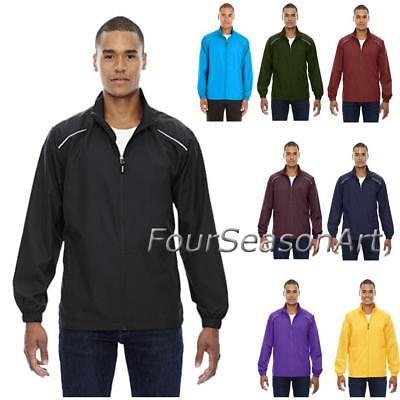 Ash City Lightweight Vest (Ash City - Core 365 Men's Motivate Unlined Lightweight Jacket -)