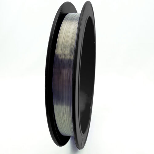 "0.2% Lanthanated Molybdenum Fine Wire, 0.010"" diameter x 0.5kg spool"