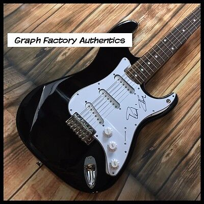 GFA Cheap Trick Frontman * ROBIN ZANDER * Signed Electric Guitar AD3 COA