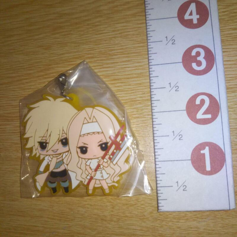 A59395 Shaman King / Rubber strap Faust